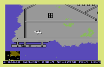 Raid on Bungeling Bay C64 14