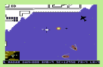 Raid on Bungeling Bay C64 19