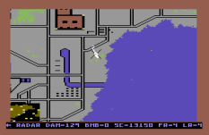 Raid on Bungeling Bay C64 21