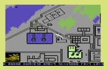 Raid on Bungeling Bay C64 28