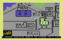 Raid on Bungeling Bay C64 29