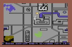 Raid on Bungeling Bay C64 33