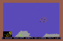Raid on Bungeling Bay C64 35