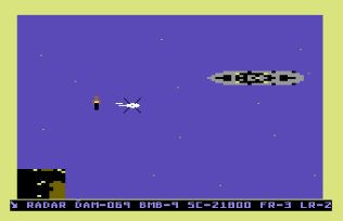 Raid on Bungeling Bay C64 43