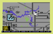 Raid on Bungeling Bay C64 48