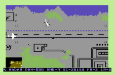 Raid on Bungeling Bay C64 55