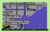 Raid on Bungeling Bay C64 57
