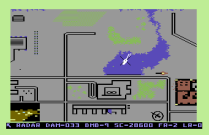 Raid on Bungeling Bay C64 58
