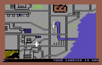 Raid on Bungeling Bay C64 60