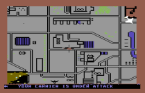 Raid on Bungeling Bay C64 61