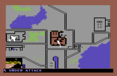 Raid on Bungeling Bay C64 62