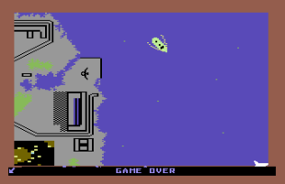 Raid on Bungeling Bay C64 63