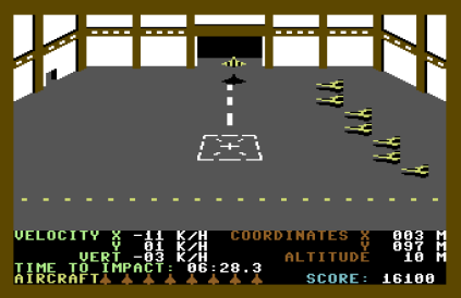 Raid Over Moscow C64 23