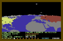 Raid Over Moscow C64 36