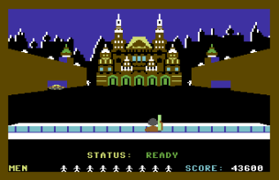 Raid Over Moscow C64 43
