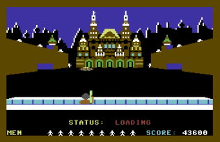 Raid Over Moscow C64 44