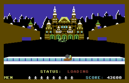 Raid Over Moscow C64 45