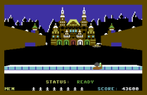 Raid Over Moscow C64 46