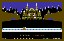 Raid Over Moscow C64 47