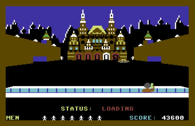 Raid Over Moscow C64 48