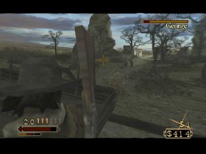 Red Dead Revolver XBox 064