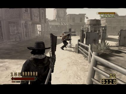 Red Dead Revolver XBox 086