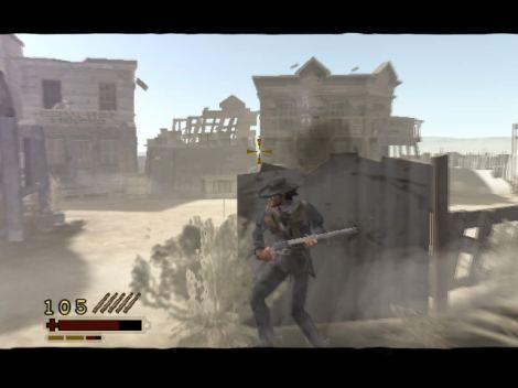 Red Dead Revolver XBox 100