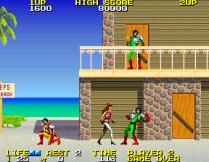 Rolling Thunder 2 Arcade 14