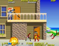 Rolling Thunder 2 Arcade 17