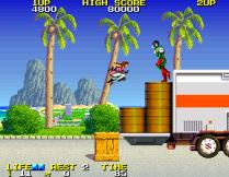 Rolling Thunder 2 Arcade 19