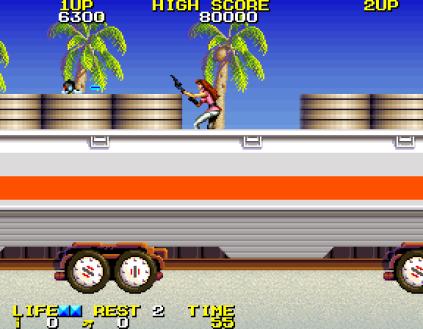Rolling Thunder 2 Arcade 20