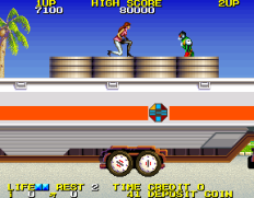 Rolling Thunder 2 Arcade 21