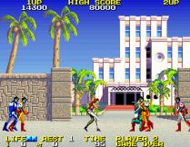 Rolling Thunder 2 Arcade 28