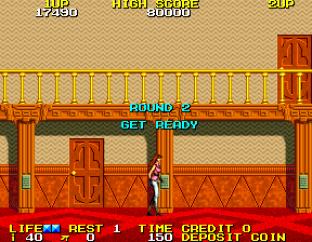 Rolling Thunder 2 Arcade 31