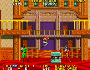 Rolling Thunder 2 Arcade 32