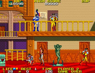 Rolling Thunder 2 Arcade 33