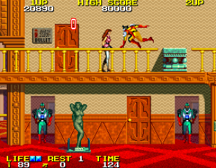 Rolling Thunder 2 Arcade 34