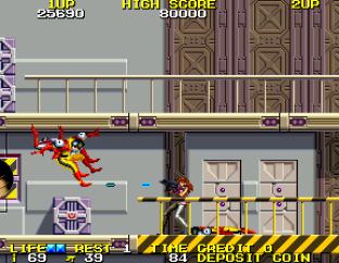 Rolling Thunder 2 Arcade 42