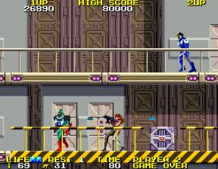 Rolling Thunder 2 Arcade 44