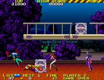 Rolling Thunder 2 Arcade 50