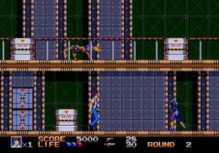 Rolling Thunder 3 Megadrive 42