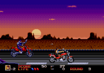 Rolling Thunder 3 Megadrive 62
