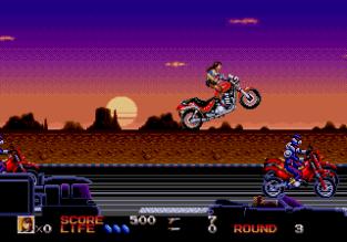 Rolling Thunder 3 Megadrive 64