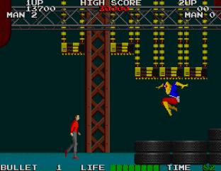 Rolling Thunder Arcade 20