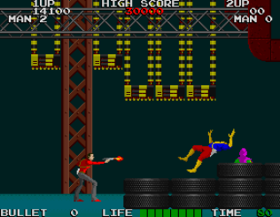 Rolling Thunder Arcade 21