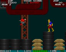 Rolling Thunder Arcade 22