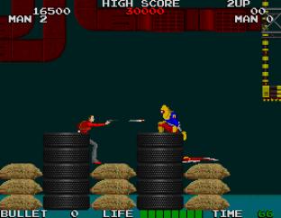 Rolling Thunder Arcade 23