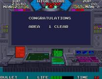 Rolling Thunder Arcade 30