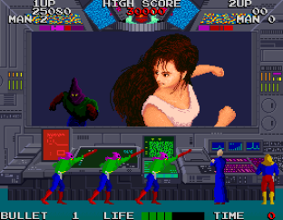 Rolling Thunder Arcade 31