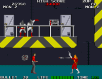 Rolling Thunder Arcade 36